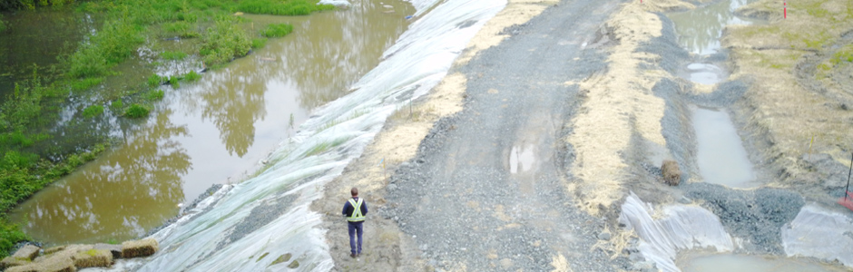 Erosion and Sediment Control Design and Monitoring